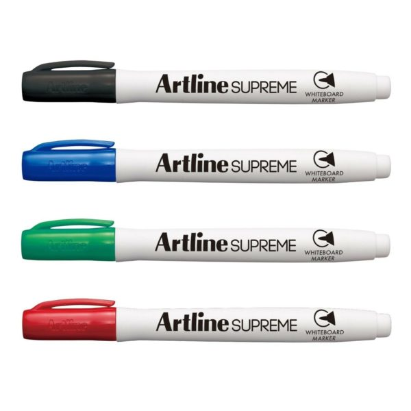 Smarter Surfaces Artline Supreme Whiteboard markers