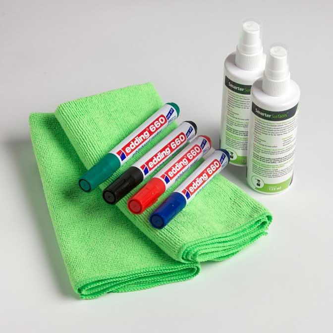 Smarter Surfaces Whiteboard User Kit