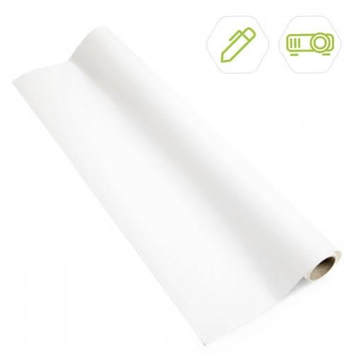 Whiteboard Wallpaper Low Sheen With Projection Functionality Product Image