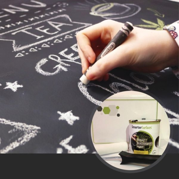 smart-chalkboard-paint-in-use-with-kit-on-display